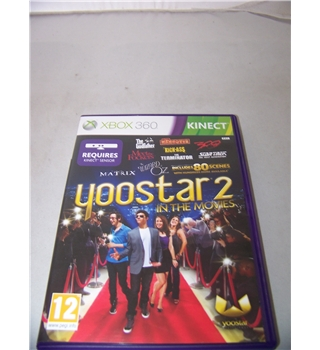 Yoostar 2 (In the Movies) - Kinect compatible (Xbox 360) by Namco Bandai