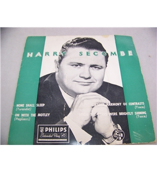 When the Stars were Brightly Shining Harry Secombe (7\