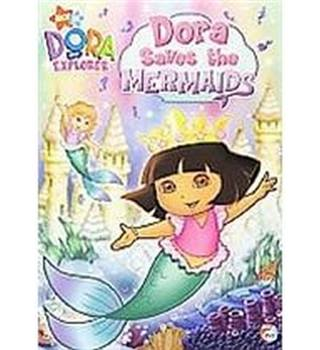 Dora The Explorer Saves The Mermaid & Peter Pan Duo