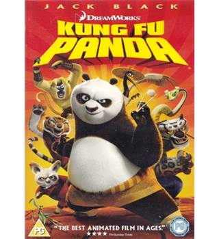 Kung Fu Panda [PG]