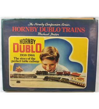 Hornby Dublo trains-Hornby Dublo Trains Volume 3 Story of the perfect table railway