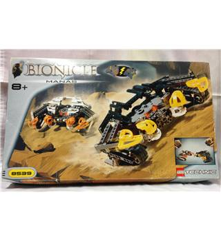 Lego Bionicle Manas Vintage Sealed Box REDUCED!! £129