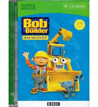 Bob the Builder: Can We Fix It? [PC]