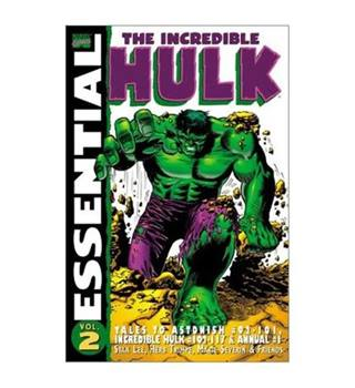 The incredible Hulk. Vol. 2