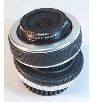 LENSBABY Composer and 12mm Fisheye Lens