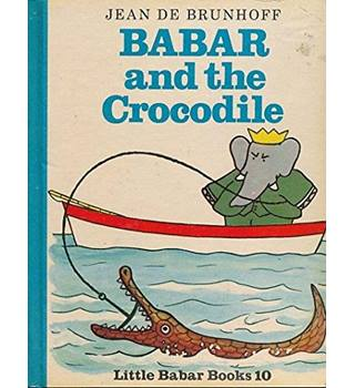 Babar and the Crocodile