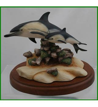WWF Endangered Species - The Chiltern Collection - Dolphin and baby