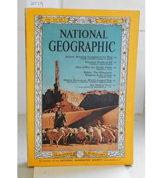 National Geographic Volume. 123, No. 3 March 1963