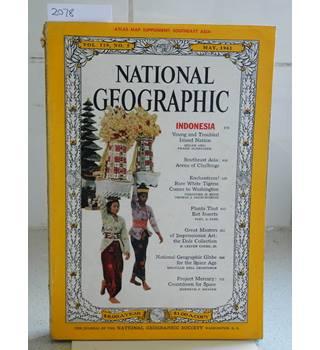 National Geographic Vol 199 No 5 May 1961