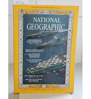 National Geographic Vol 127 No 2 February 1965