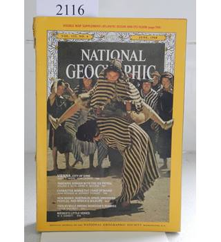 National Geographic Vol 133. No 6 June 1968