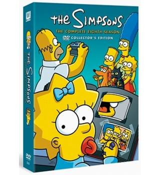 THE SIMPSONS COMPLETE SEASON 8 12