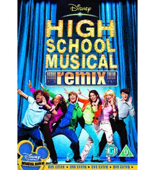 HIGH SCHOOL MUSICAL (REMIX)