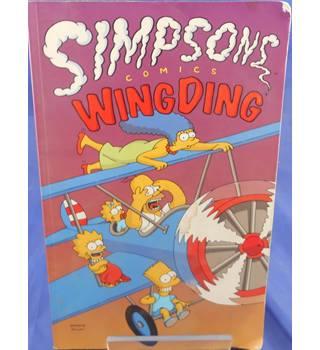 Simpsons Comics Wingdings