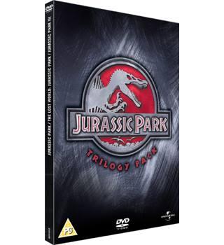 JURASSIC PARK/THE LOST WORLD - JURASSIC PARK/JURASSIC PARK 3 PG
