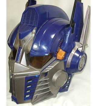 Transformers Optimus Prime Talking Helmet Mask 2006 Voice Changer – Hasbro Hasbro