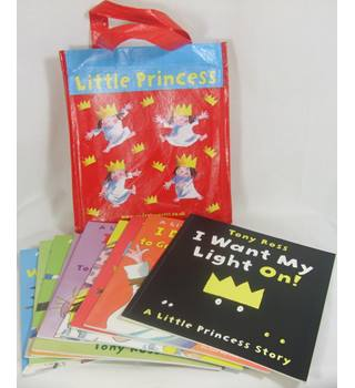 Little Princess set 10 Books with Carry Bag