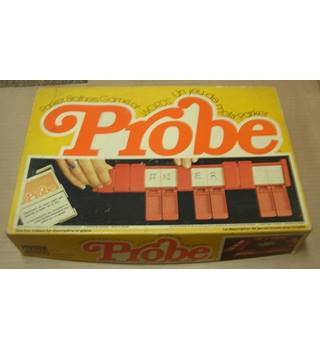 Probe (Parker Brothers, 1976)
