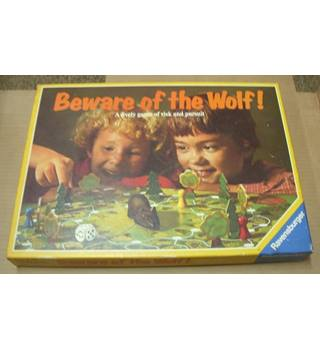 Beware Of The Wolf (Ravensburger, 1982)