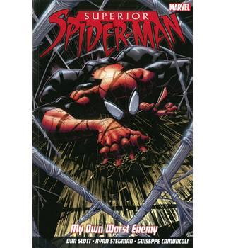 Superior Spider-Man. My own worst enemy
