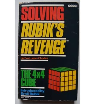Solving Rubik\'s Revenge - Jerome Jean-Charles