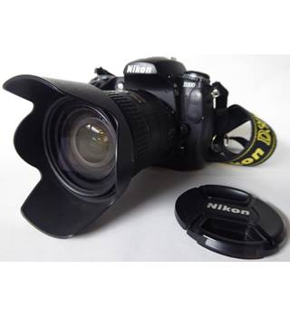Nikon D300 digital camera and Nikkor lens