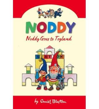 Set of 12 Noddy Books.