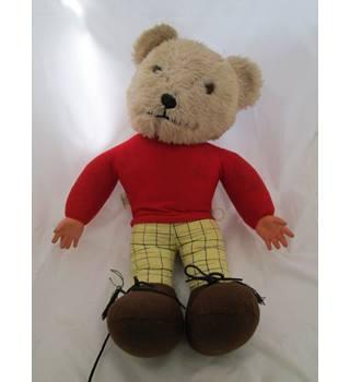 Pull Cord Vintage Rupert Bear Rupert Bear