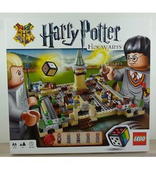 Lego Harry Potter Hogwarts game 3862 - Complete