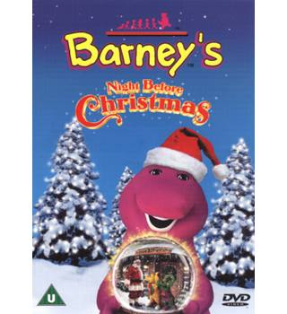 BARNEY BARNEY\'S NIGHT BEFORE CHRISTMAS U
