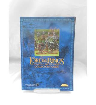Warhammer - The Lord of the RingsStrategy Battle Game Book Games Workshop