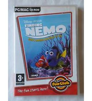 FINDING NEMO; NEMO\'S UNDERWATER WORLD OF FUN
