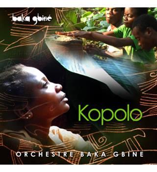 KOPOLO - Orchestra Baka Gbine Orchestre Baka Gbine