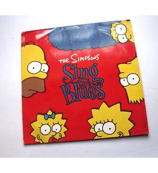 Sings The Blues The Simpsons - 7599-24308-1