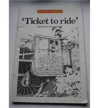 Hornby Railways \'Ticket to ride\': \'00\' Gauge Catologue 1981