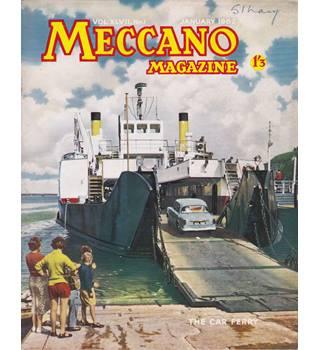 Meccano Magazine 1962
