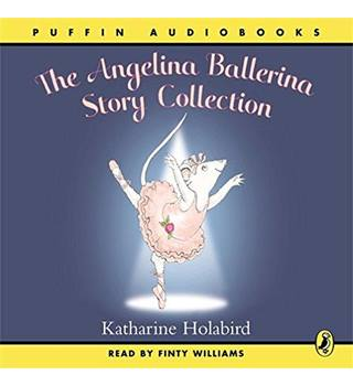 Angelina Ballerina Audiobook