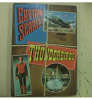 Gerry Anderson\'s Captain Scarlet Thunderbirds Annual