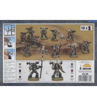 Games Workshop 99120102055 Chaos Space Marine Squad