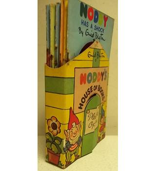 Noddy\'s House of Books - 1955 mini set of 6.