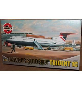 Hawker Siddeley TRIDENT 1C Airfix