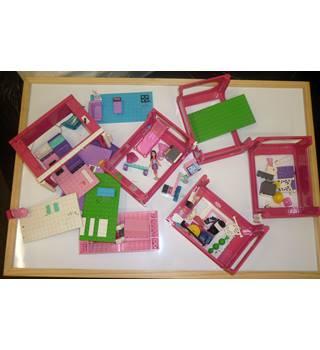 Barbie Build \'n Style Mega Bloks