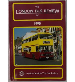 The London Bus Review of 1990