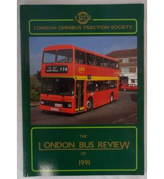 The London Bus Review of 1991