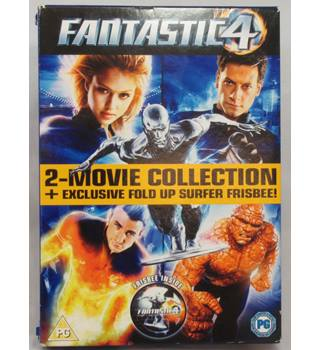 FANTASTIC 4/FANTASTIC 4 RISE OF THE SILVER SURFER - PG
