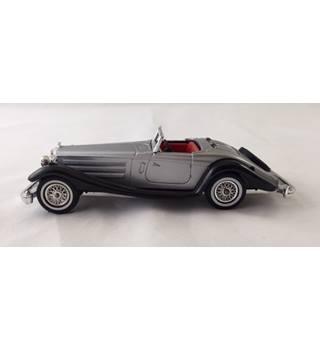 Mercedes Benz 504K 1937 Matchbox Yesteryear Die-cast Model Matchbox