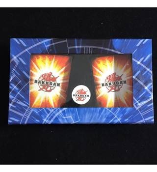 BAKUGAN Battle Brawlers Trading Card Box Set