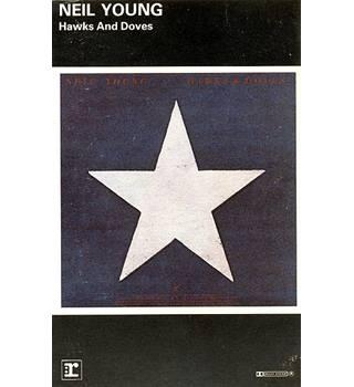 Neil Young ?– Hawks & Doves - Cassette