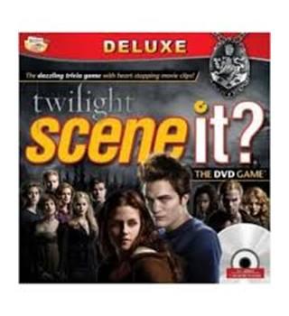 Twilight: Scene it? The DVD Game