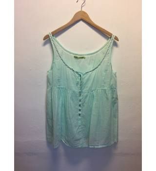 Jaques Ruc mint green summer two piece top /skirt Jacques ruc - Size: M - Green